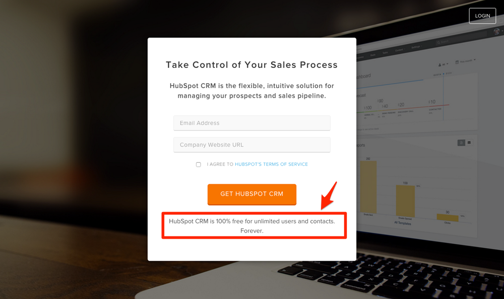 Hubspot-CRM-Screenshot