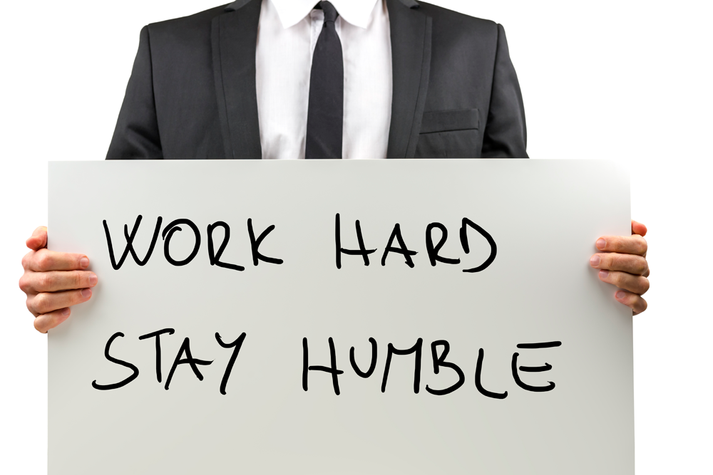 hire humble people