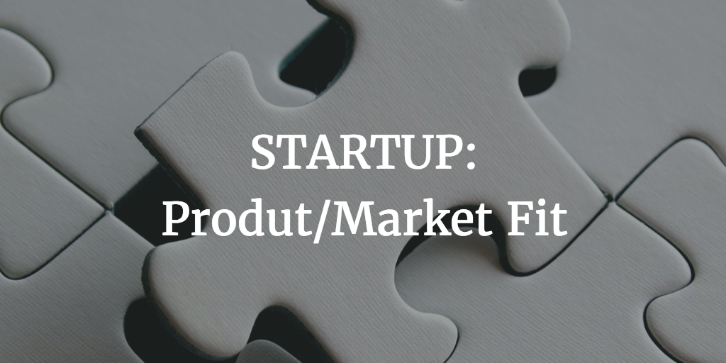 startup product market fit