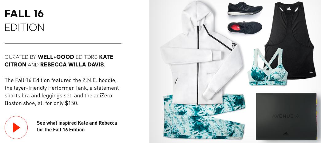 Adidas AvenueA Fall 2016