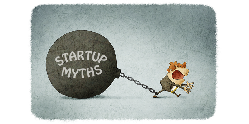 startup myths cover