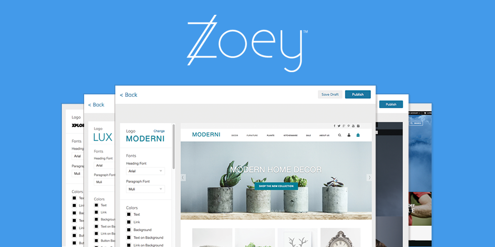 zoey ecommerce customer spotlight
