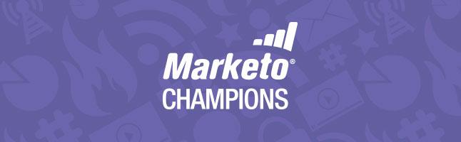 marketo champions
