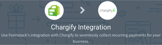 Chargify Formstack integration