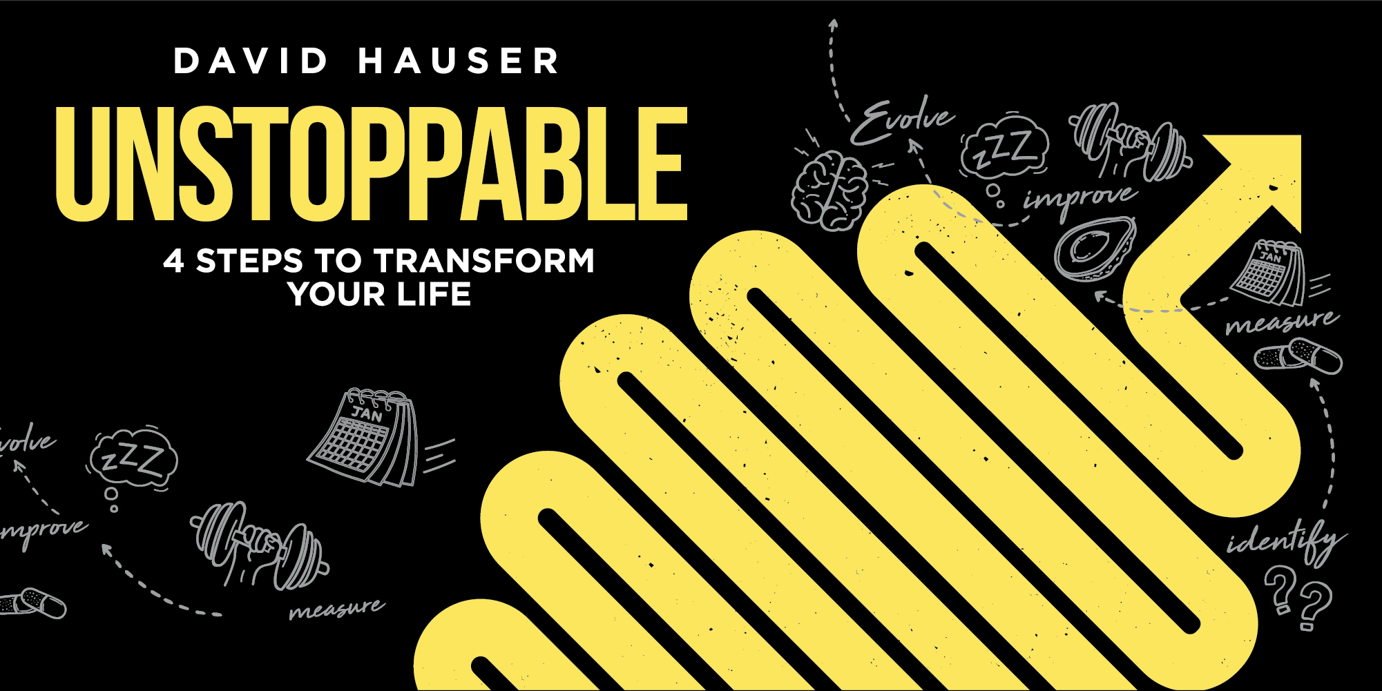 Preview of Chargify Founder David Hauser's new book, Unstoppable