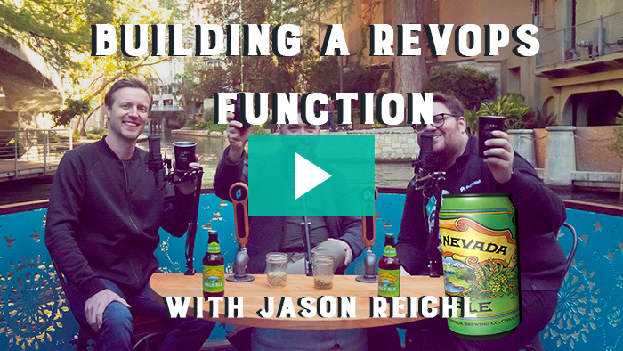 Building a RevOps Function with Go Nimbly's CEO Jason Reichl