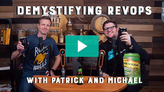 Demystifying RevOps with ProfitWell's, Patrick Campbell and Chargify's, Michael Klett