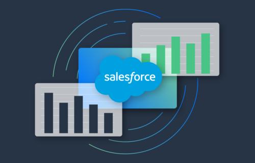 Salesforce integration representation image