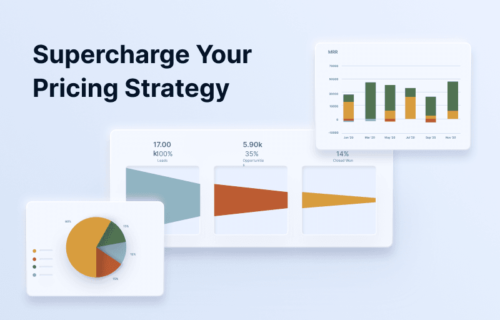 Use Your Event Data to Create the Ultimate Value-Based Pricing Strategy