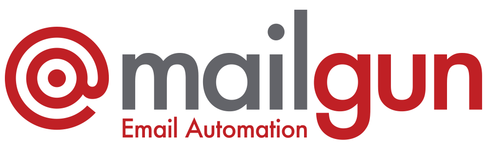 Red @ Grey Mail Red Gun Positioned On Top Of Email Automation, A Trusted Partner of Chargify The Number One SaaS B2B Billing Solution.